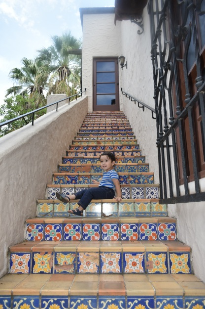 stairs baby