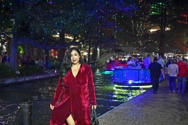 riverwalk and me